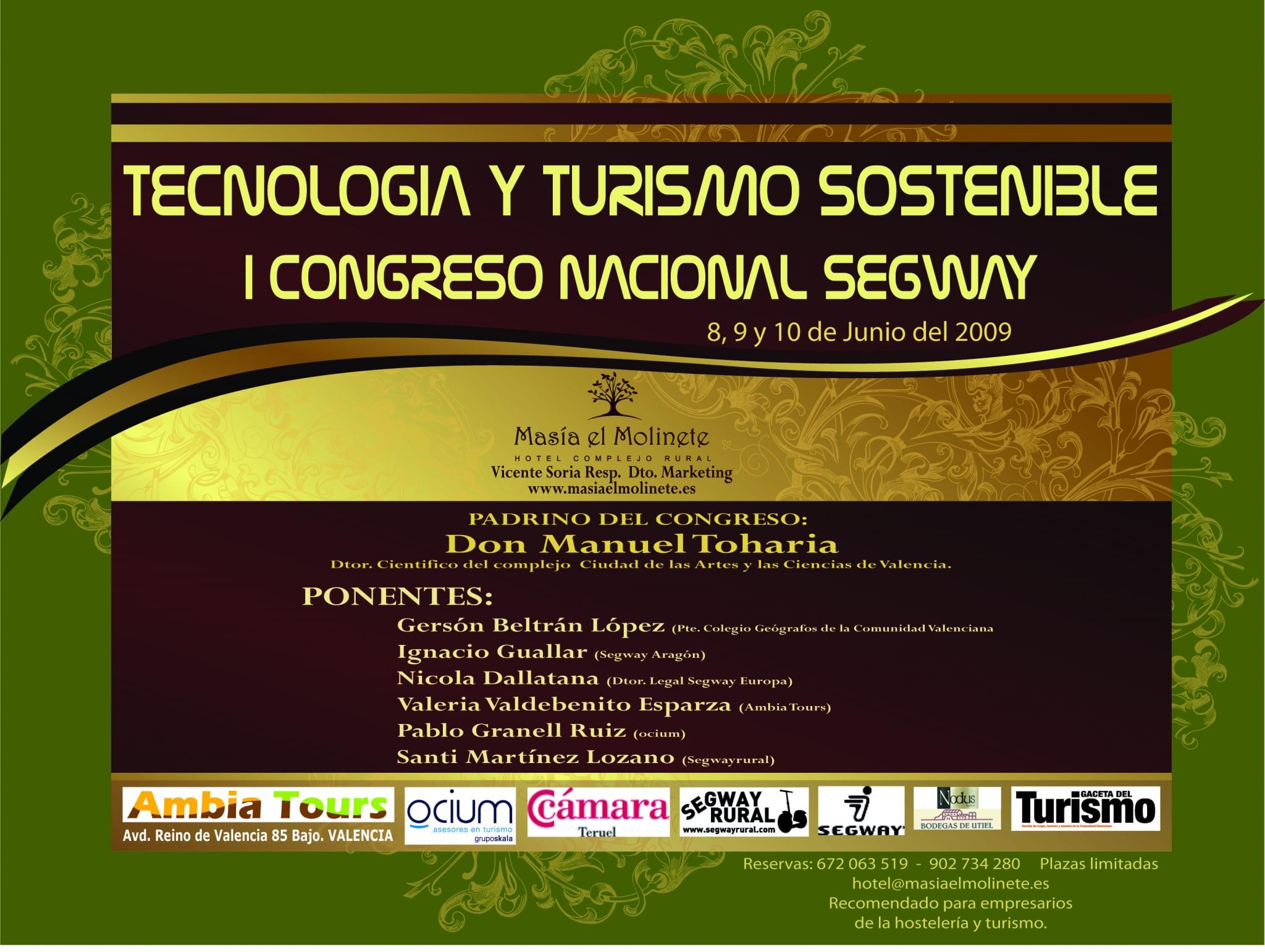 Cartel Congreso SEWAY