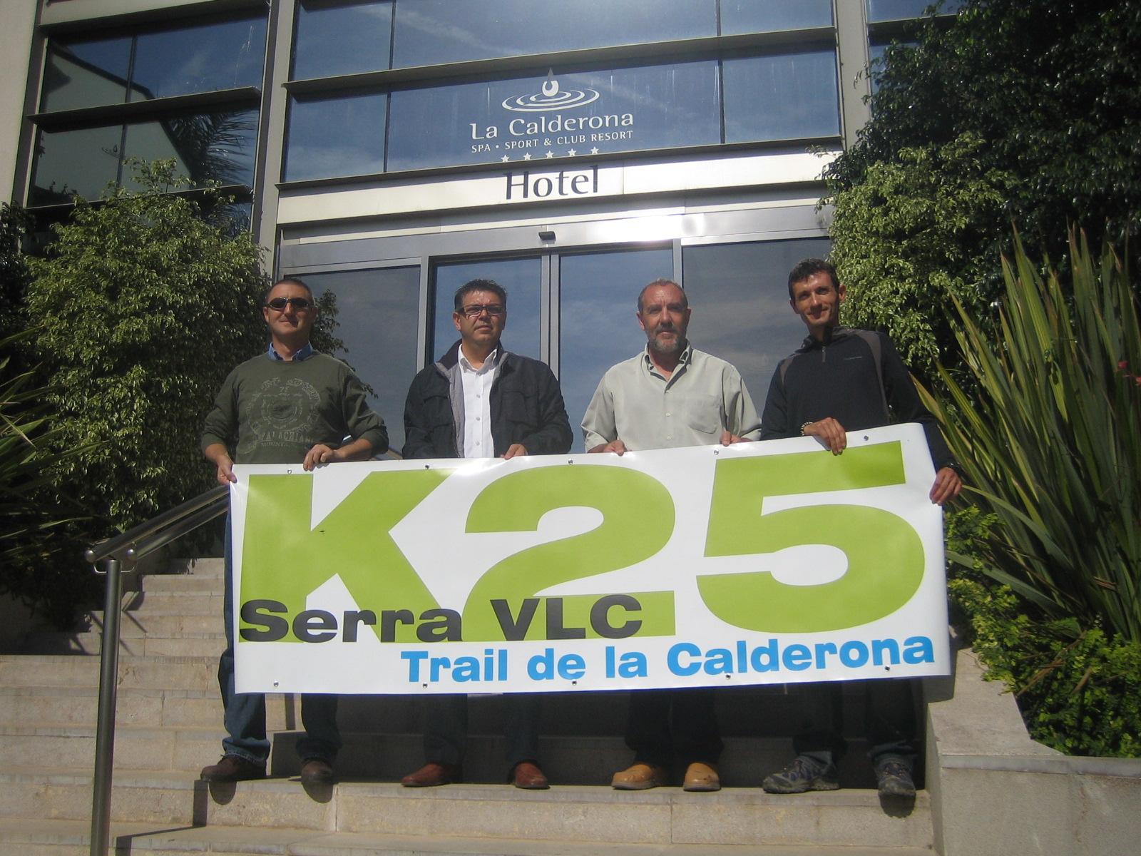 K25presentacionClubLaCalderona