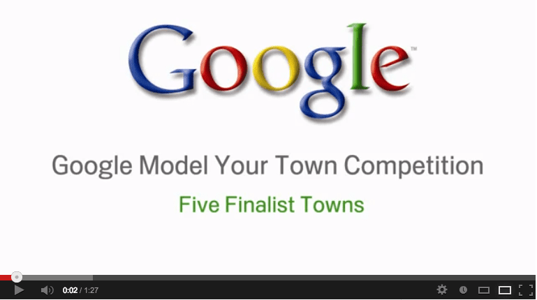 Google Model competicion
