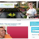 """Entrevista en """"Más que negocio"""""""