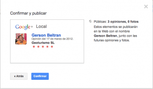 Opinion Google Local gerson beltran blog 3