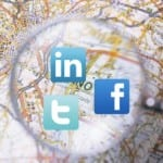 Social Media Map blog gerson beltran