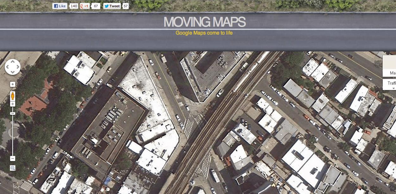 Moving maps blog gersonbeltran