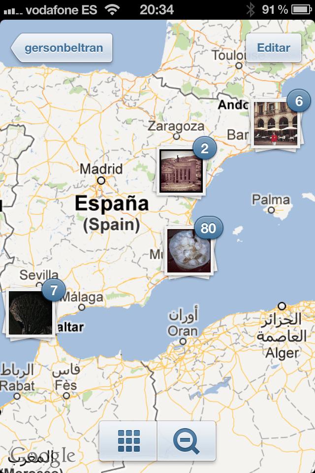 mapa Instagram Gersonbeltran