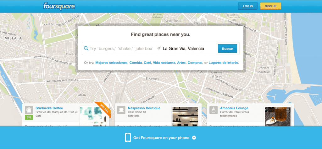 Foursquare blog gersonbeltran 4