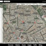 Comparando servidores de mapas