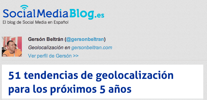 post tendencias geolocalizacion socialmediablog