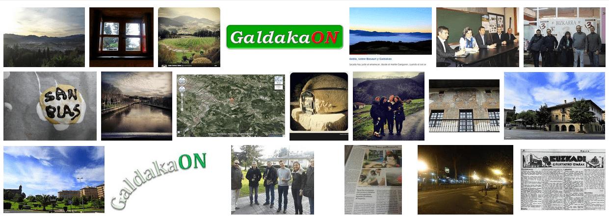 #GaldakaON imagenes gersonbeltran