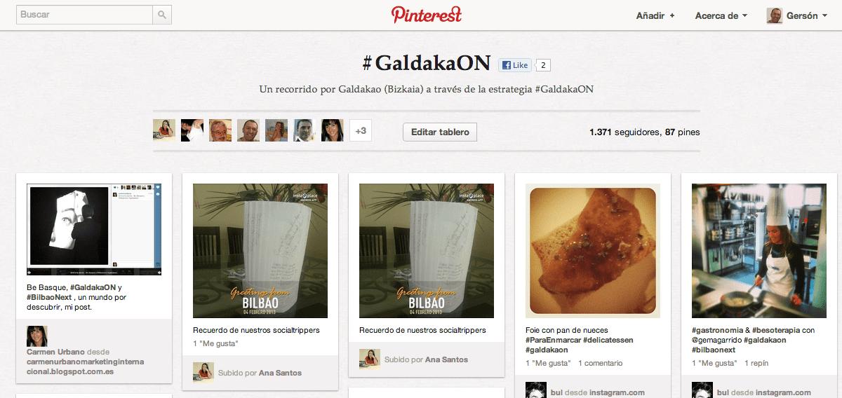 Pinterest #GaldakaON gersonbeltran