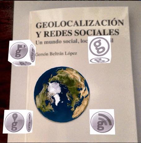 geolocalización y redes sociales Toni Úbeda