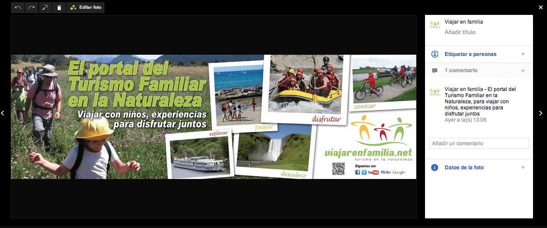 Viajar en Familia google plus fotos geolocalización 2 gerson beltran