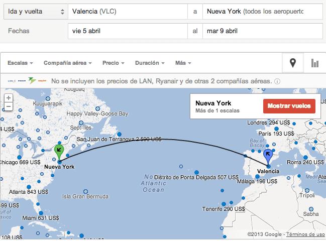 google flights gersón beltrán 3