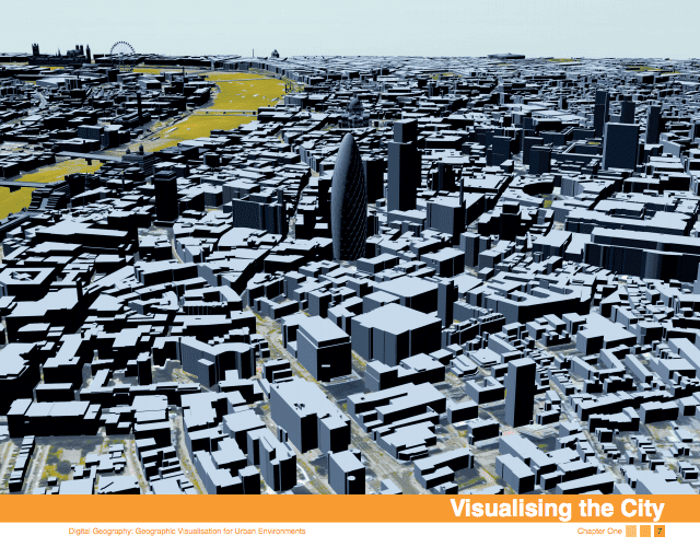 1. Visualising the city en blog gersón beltrán