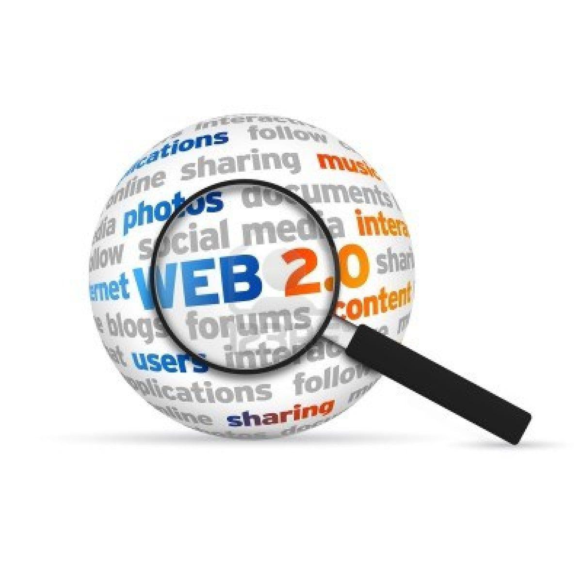 La unión del Social Media y la web 2.0