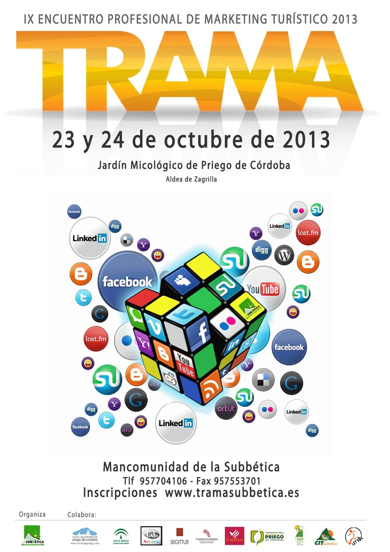 Trama 2013,Geoturismo,10 acciones para posicionar un destino turístico en Internet
