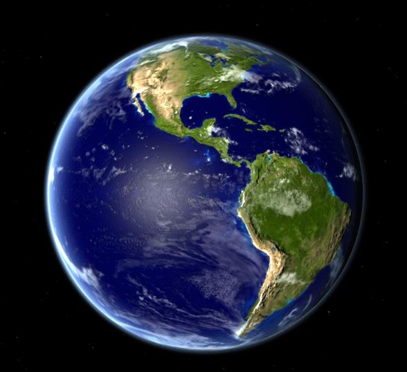 Los mejores mapas de la nueva geografía por Gersón Beltrán