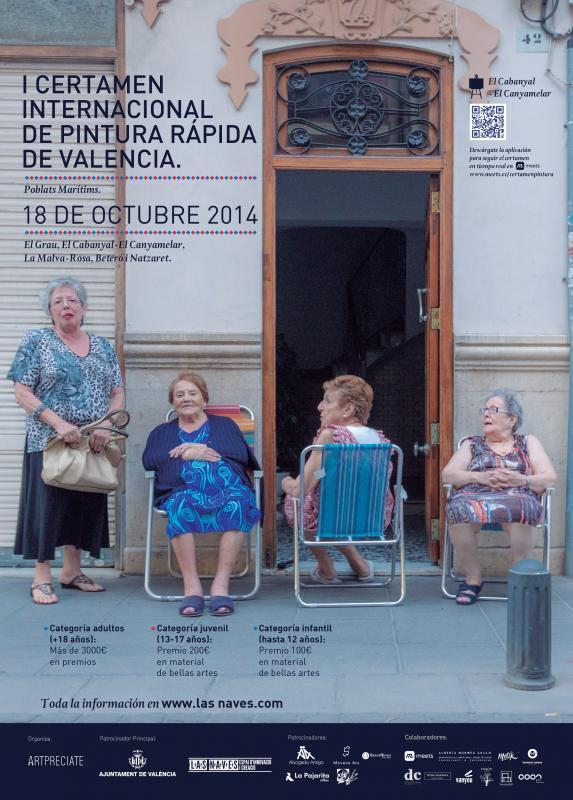 I-Certamen-internacional-de-pintura-rápida-de-Valencia