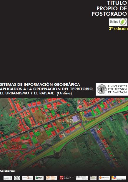 Formación online en Sistemas de Información Geográfica