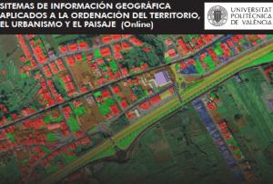 Cursos online en Sistemas de Información Geográfica