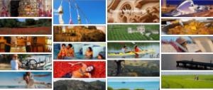 El turismo es una experiencia visual