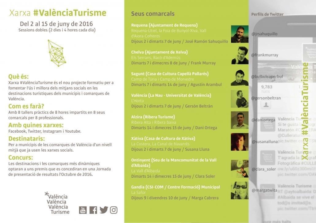 Xarxa València Turisme programa val