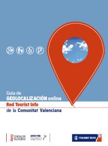Guía de geolocalización online de la Red Tourist Info de la Comunitat Valenciana