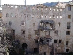 Hotel La Fábrica de Solfa antes