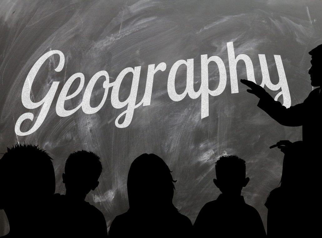 Un geógrafo que nunca deja de enseñar y de aprender