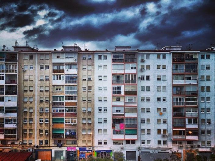 Geografía de los balcones en tiempos de crisis Covid-19